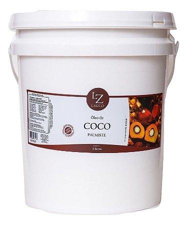 Laszlo Óleo de Coco Palmiste Refinado Balde 5 litros