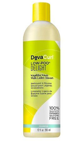 Deva Curl Low Poo Delight Shampoo Higienizador