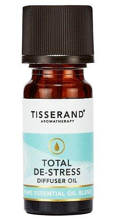 Tisserand Total De-Stress Diffuser Oil - Blend de Óleos Essenciais 9ml