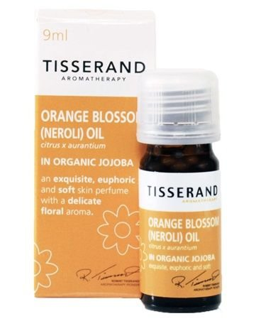 Tisserand Pure Skin Perfume Natural de Néroli (Flor de Laranjeira) 9ml