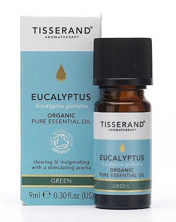 Tisserand Óleo Essencial de Eucalipto Orgânico 9ml