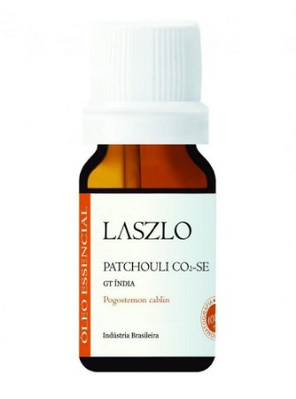 Laszlo Óleo Essencial de Patchouli (CO2-SE) 5ml