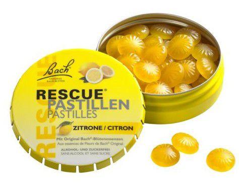 Florais de Bach Rescue Pastilhas Limão 50g