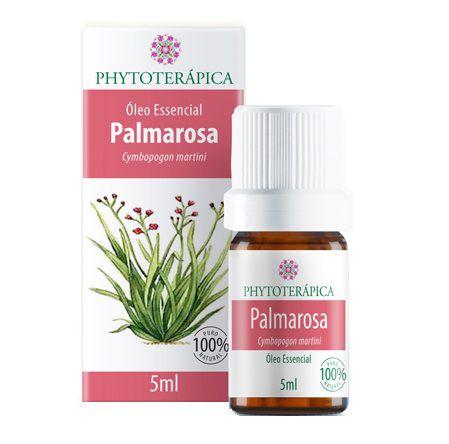 Phytoterápica Óleo Essencial de Palmarosa 5ml