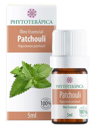 Phytoterápica Óleo Essencial de Patchouli 5ml