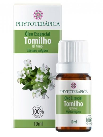 Phytoterápica Óleo Essencial de Tomilho 10ml