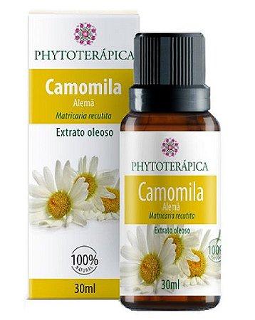 Phytoterápica Óleo de Camomila 30ml