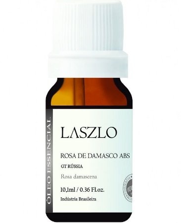 Laszlo Óleo Absoluto de Rosa de Damasco 5ml