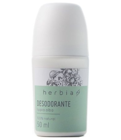 Herbia Lippia Alba Desodorante Roll-on 50ml