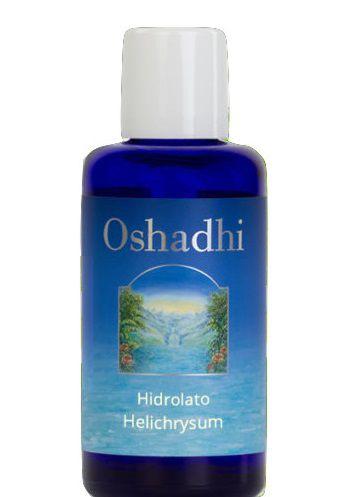 Oshadhi Hidrolato / Água Floral de Helichrysum (Immortelle) Orgânico 100ml