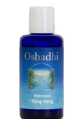 Oshadhi Hidrolato / Água Floral de Ylang Ylang Orgânico 100ml