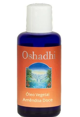 Oshadhi Óleo de Amêndoa Doce Orgânico 100ml