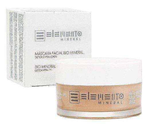 Elemento Mineral Máscara Facial Bio Mineral 80g