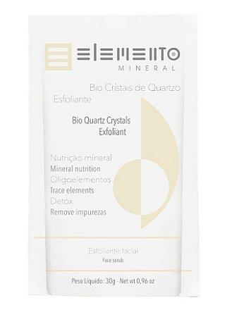 Elemento Mineral Bio Cristais de Quartzo Esfoliantes 30g