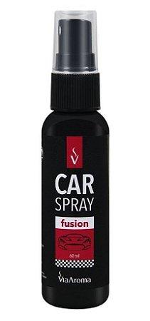 Via Aroma Car Spray para Carro Fusion 60ml
