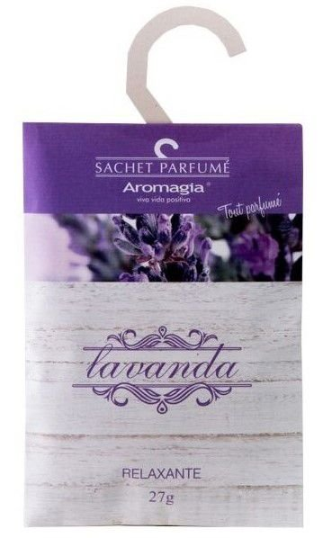 Aromagia Sachê Perfumado Lavanda 27g