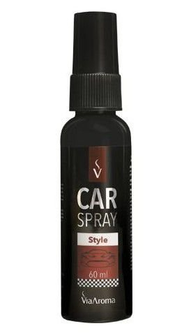 Via Aroma Car Spray para Carro Style 60ml