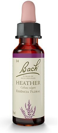 Florais de Bach Heather Original