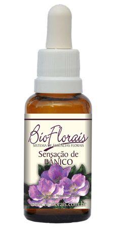 Bio Florais Sensação de Pânico 37ml