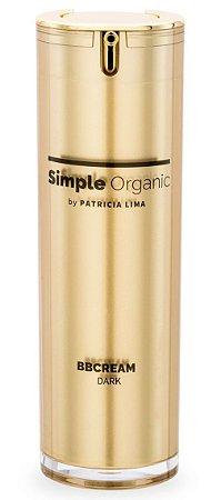 Simple Organic BB Cream Dark 30ml