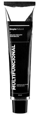 Simple Organic Hidratante Multifuncional 80ml