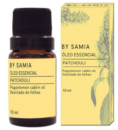By Samia Óleo Essencial de Patchouli 10ml
