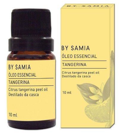 By Samia Óleo Essencial de Tangerina 10ml