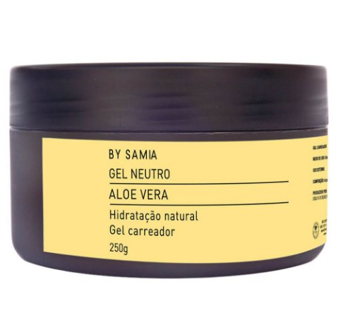 By Samia Gel Neutro Aloe Vera 250g