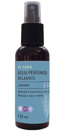By Samia Relaxante Água Perfumada Lavanda 120ml