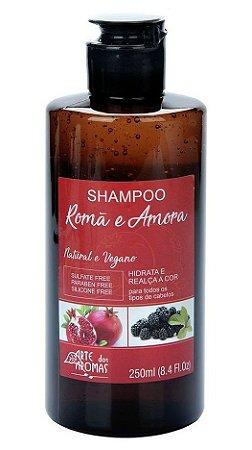 Arte dos Aromas Shampoo Romã e Amora 250ml