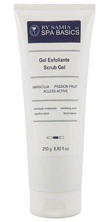 By Samia Spa Basics Gel Esfoliante Facial 250g