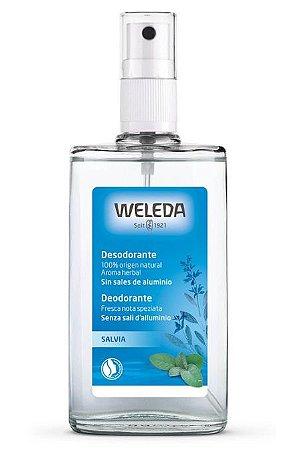 Weleda Sálvia Desodorante Natural Spray 100ml