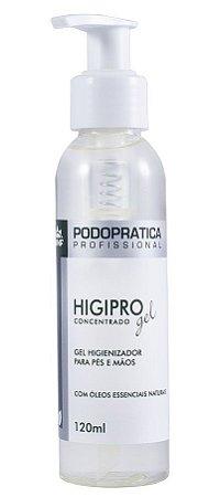 WNF Podopratica Higipro Gel Higienizador para Pés e Mãos 120ml
