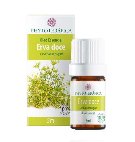 Phytoterápica Óleo Essencial de Erva Doce / Funcho 5ml