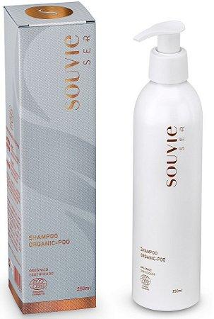 Souvie Ser+ Shampoo Organic-Poo 250ml