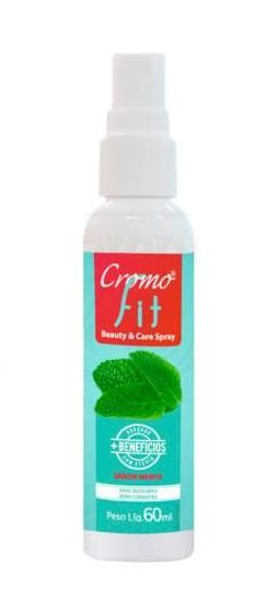 CromoFit Beauty & Care Spray Bucal Sabor Frutas 60ml