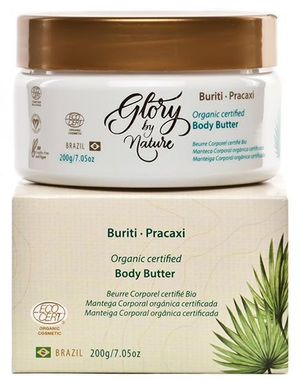 Glory By Nature Manteiga Corporal Buriti e Pracaxi 200g