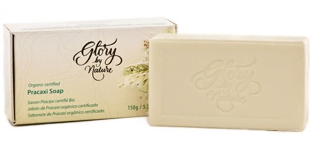 Glory By Nature Sabonete em Barra Pracaxi 150g
