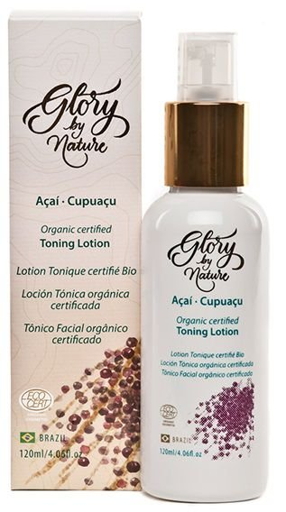 Glory By Nature Tônico Facial Açaí e Cupuaçu 120ml