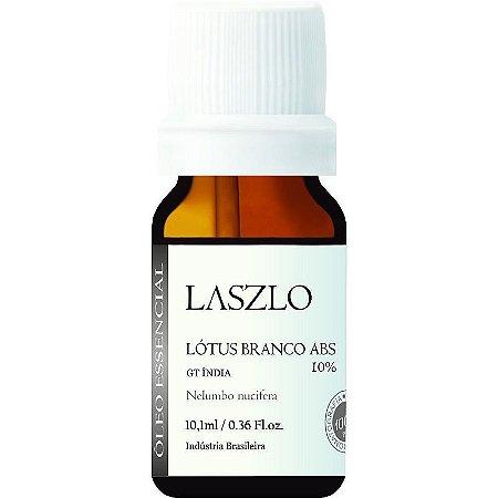 Laszlo Óleo Absoluto de Lótus Branco Diluído 10% 10,1ml