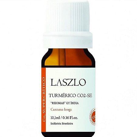 Laszlo Óleo Essencial de Turmérico Rizomas (CO2-SE) 10,1ml