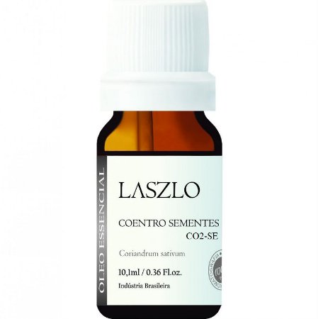Laszlo Óleo Essencial de Coentro Sementes (CO2-SE) 10,1ml