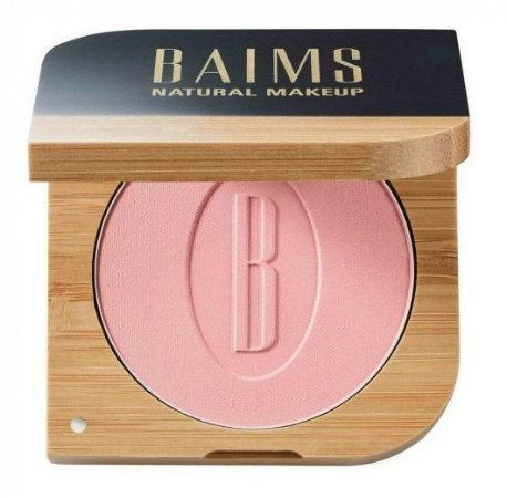 Baims Satin Mineral Blush - 01 Old Rose Matte 9g