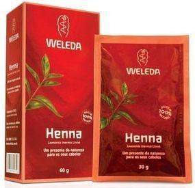 Henna em Pó 60g - Weleda