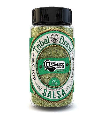 Tribal Brasil Salsa Condimento Puro Orgânico 22g