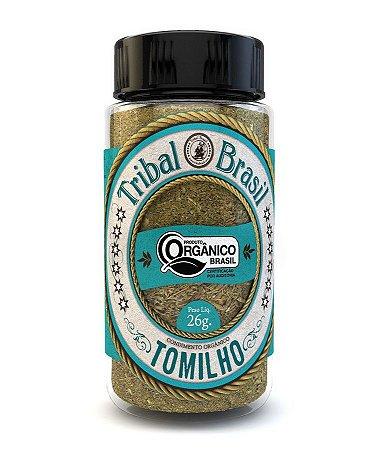 Tribal Brasil Tomilho Condimento Puro Orgânico 26g