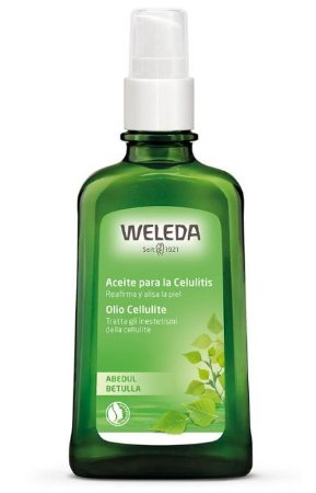 Weleda Óleo de Bétula para Celulite 100ml