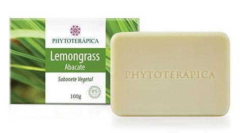 Phytoterápica Sabonete de Lemongrass e Abacate 100g