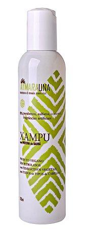 Aymara-Una Shampoo com Proteína de Baobá 200ml