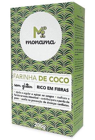 Monama Farinha de Coco 200g